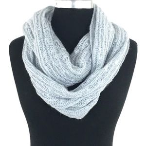 American Eagle Outfitters Open Knit Infinity Scarf